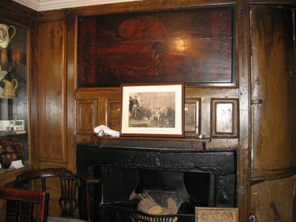 Burns Room - Globe Inn