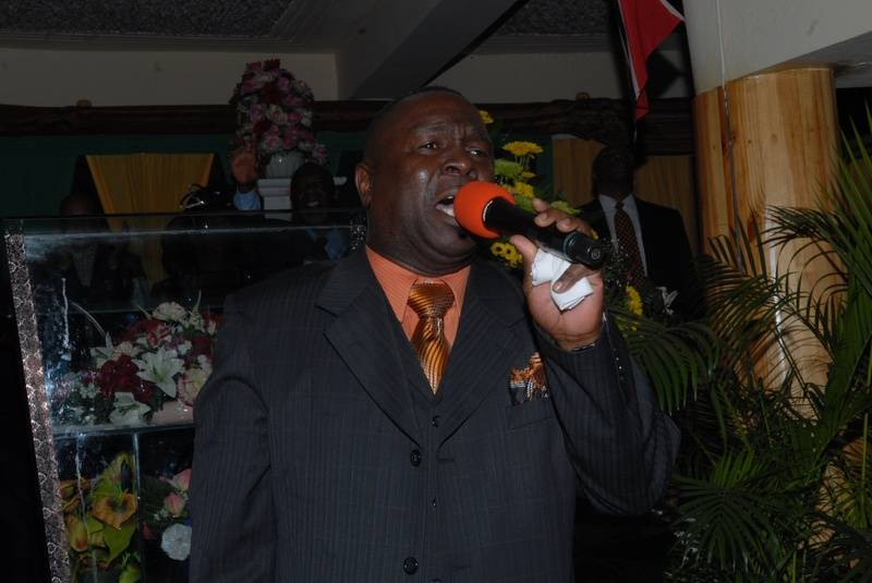 Pastor Steve Richards