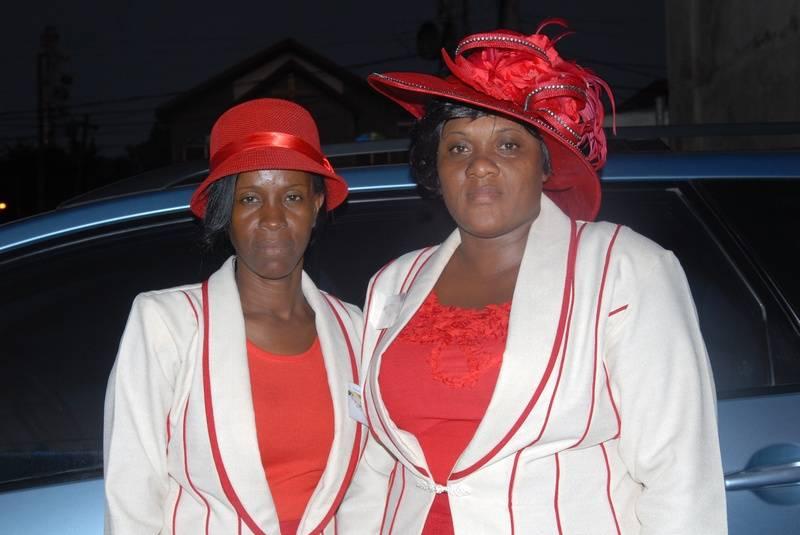 Sis Martin & Sis Brown