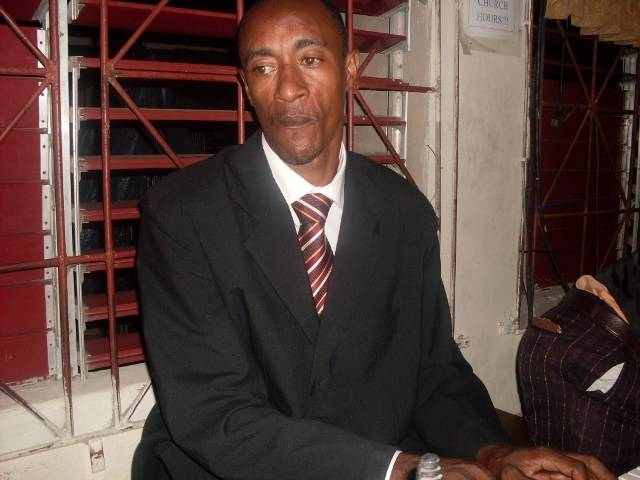 Pastor Wayne Roach