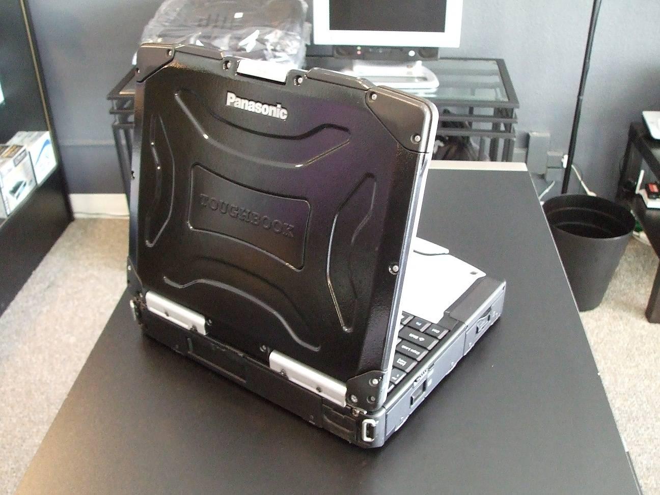 Panasonic CF29 Toughbook CUSTOMIZED