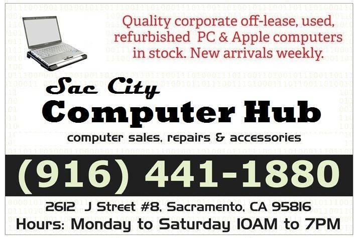 Welcome to Sac City Computer Hub