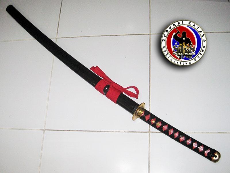 Sir Joshua's Custom Made Musashi Katana