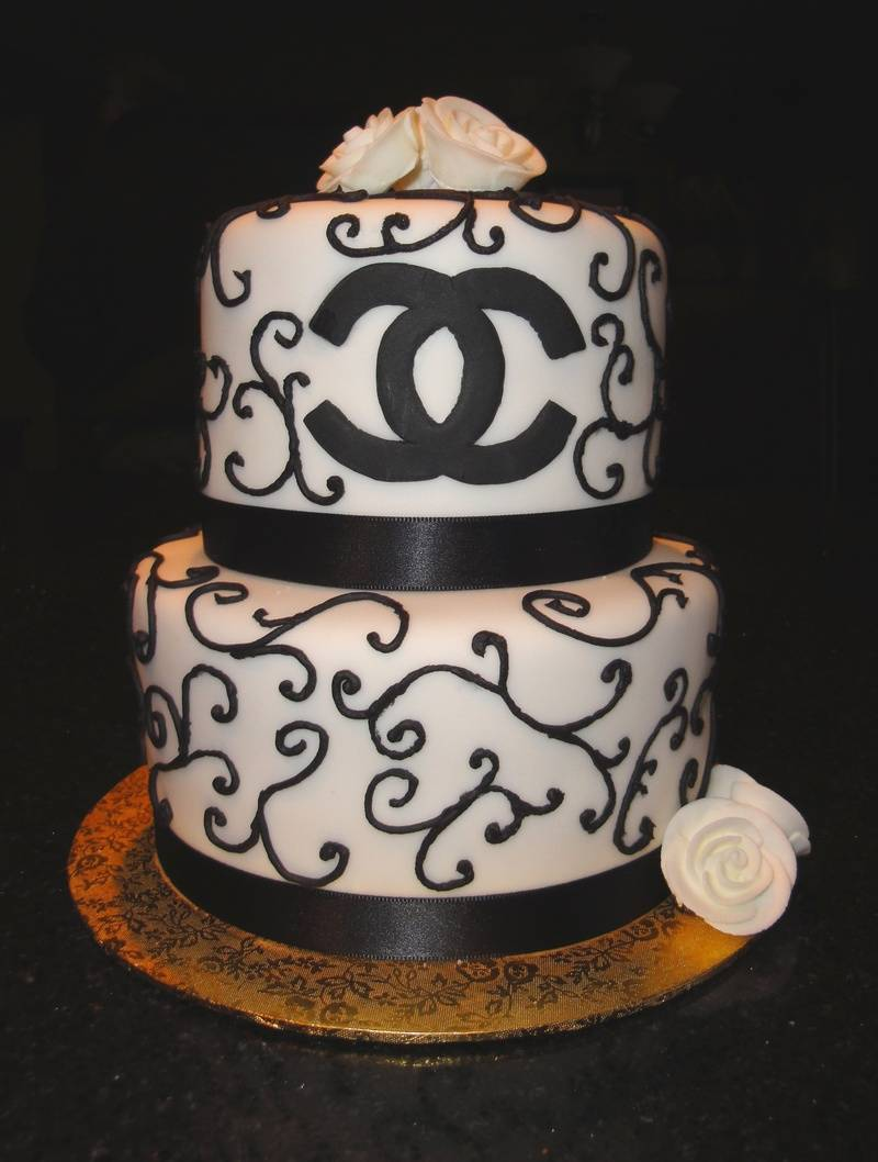 Channel Bday Cake