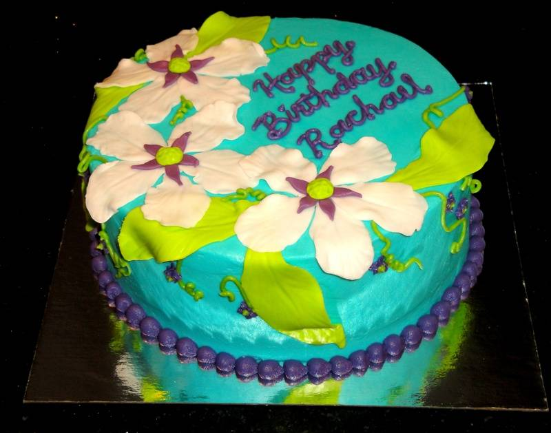 14th Birthday Cake for Rachael