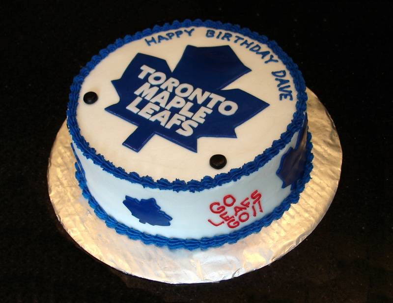 Toronto Maple Leafs Theme Birthday