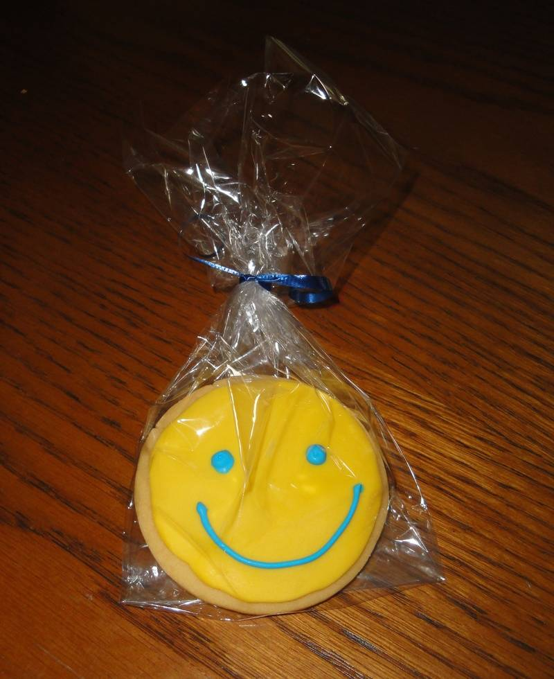 Cookie Party Favour