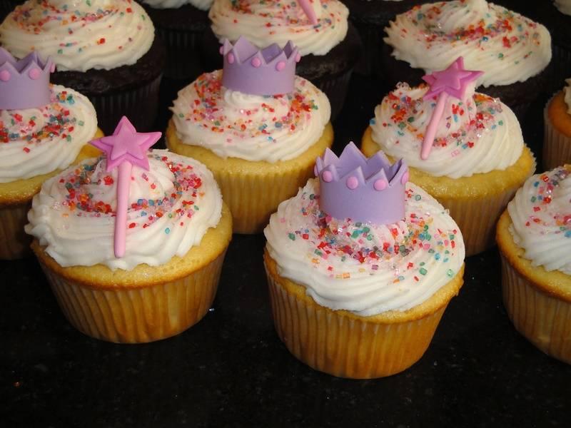 Fairy Princess Cupcakes