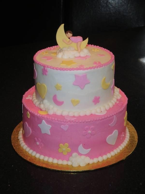Baby Shower Sweet Dreams Cake