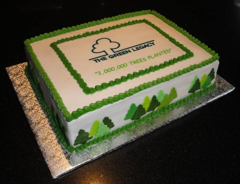 Celebrating 1,000,000 Trees Planted