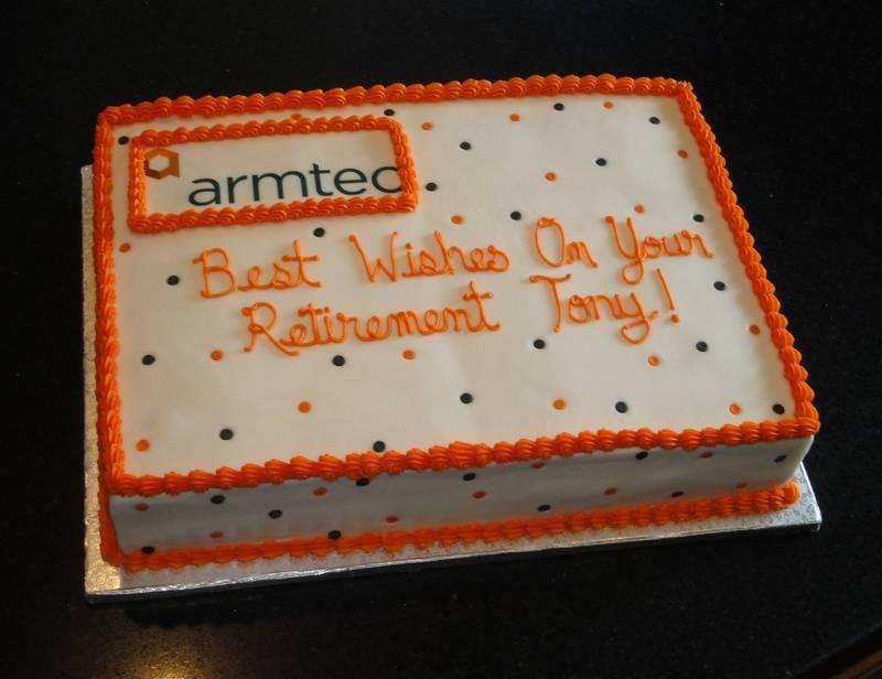Happy Retirement Celebration