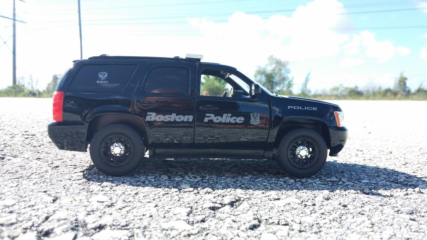 BOSTON POLICE DEPARTMENT, MA (SWAT)