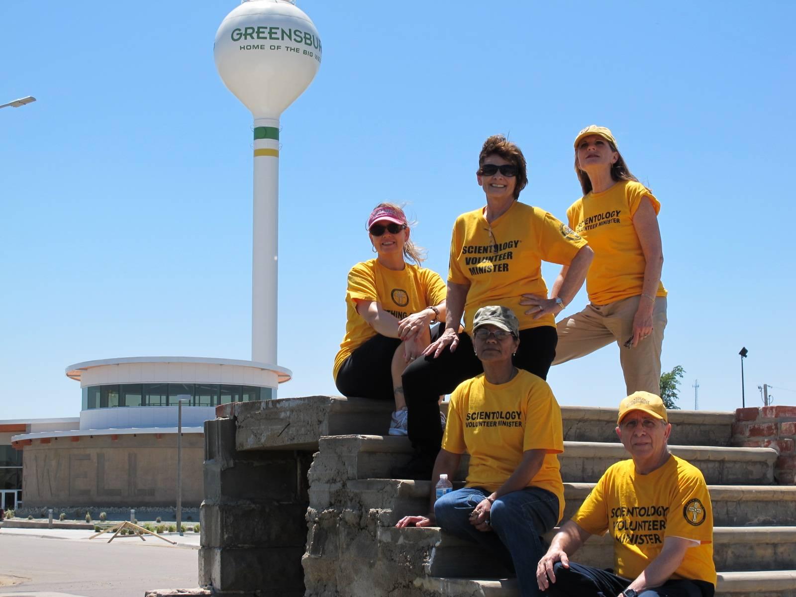 Volunteer Ministers Return to Greensburg
