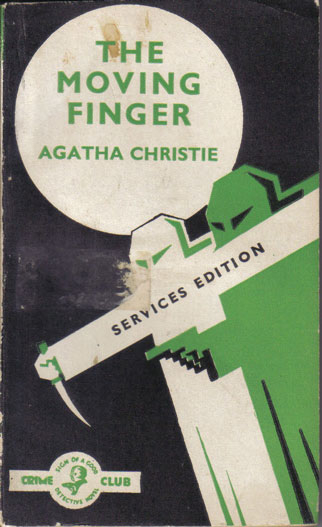 Collins c219 The moving finger