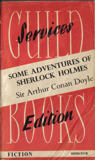 S35  Some adventures of Sherlock Holmes