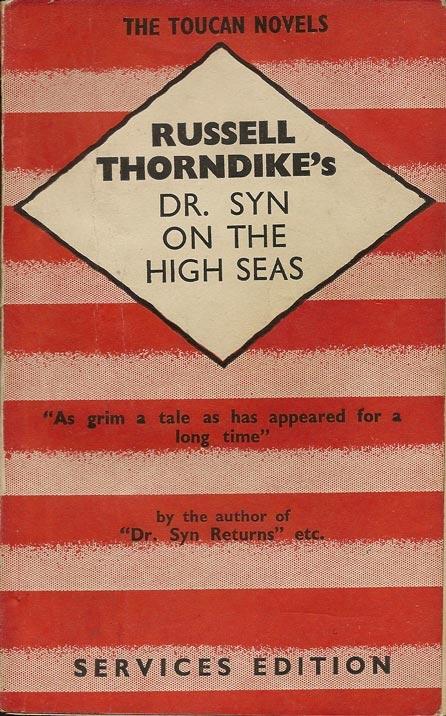 TTN6 Dr. Syn on the high seas