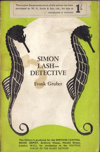 NW13 Simon Lash - detective