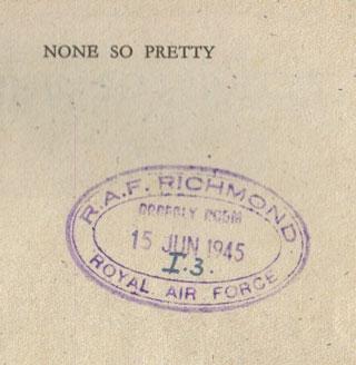 RAF Richmond