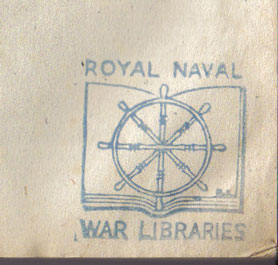 Royal Naval War Libraries