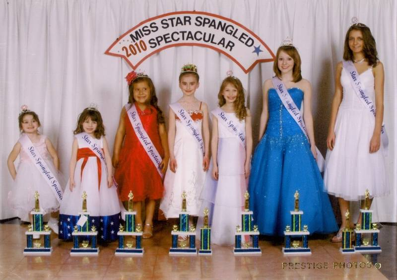 2010 Pageant Winners