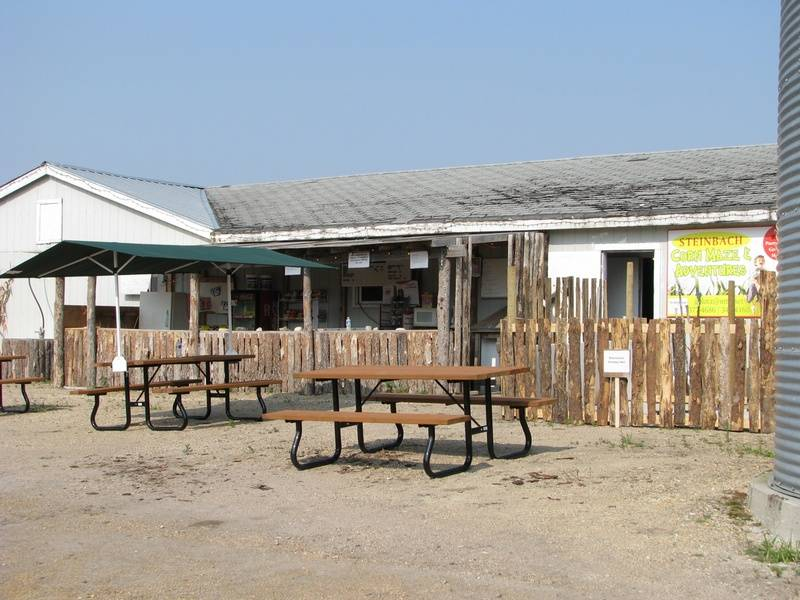 Eating and Concession Area