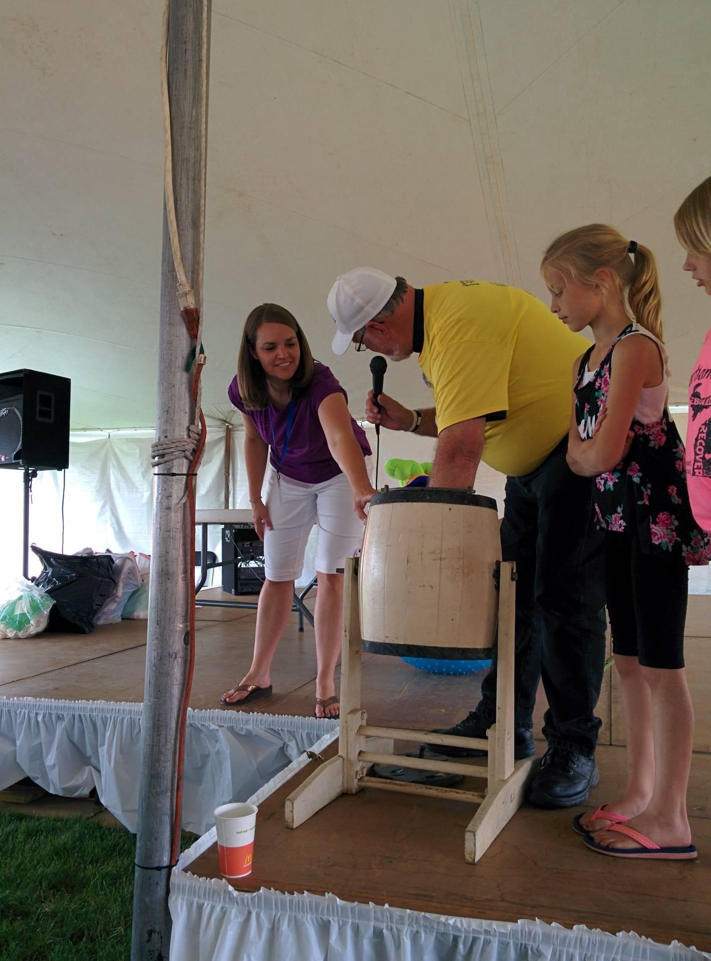 The Summerfest Raffle