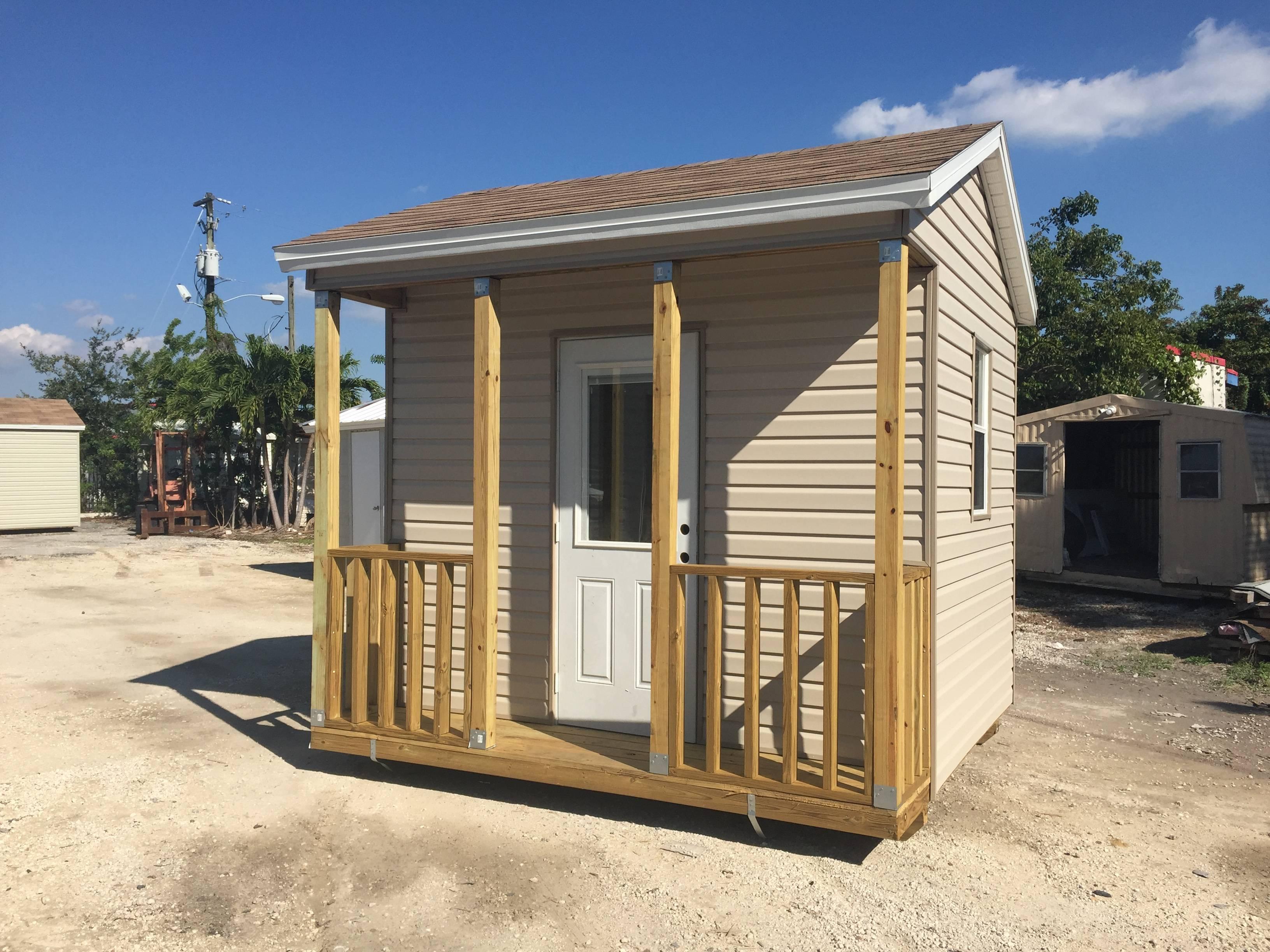 8x10 , porch , eaves