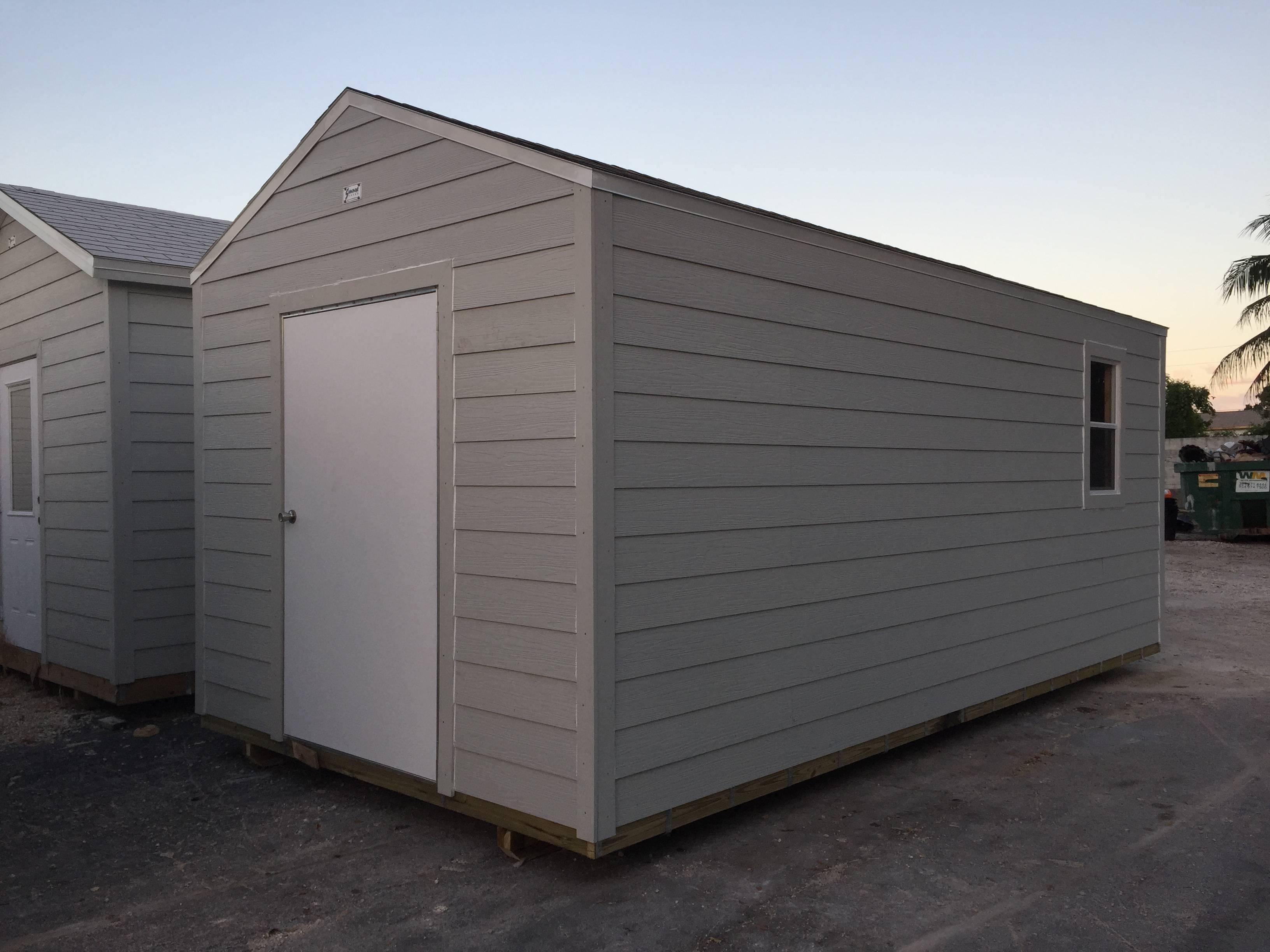 10x20 , no eaves , no overhang