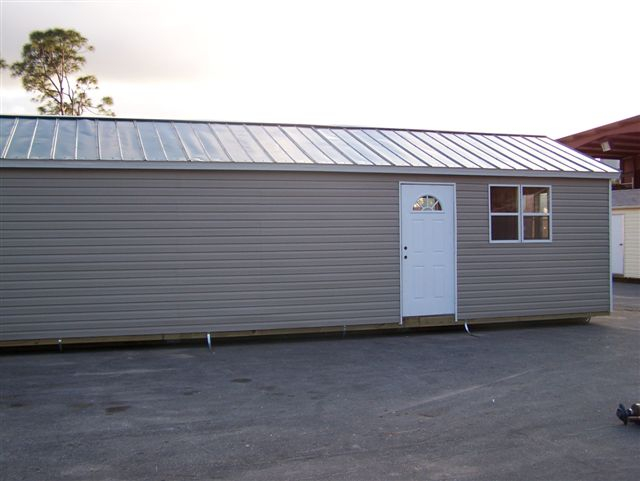 14x40 with galvalume roof