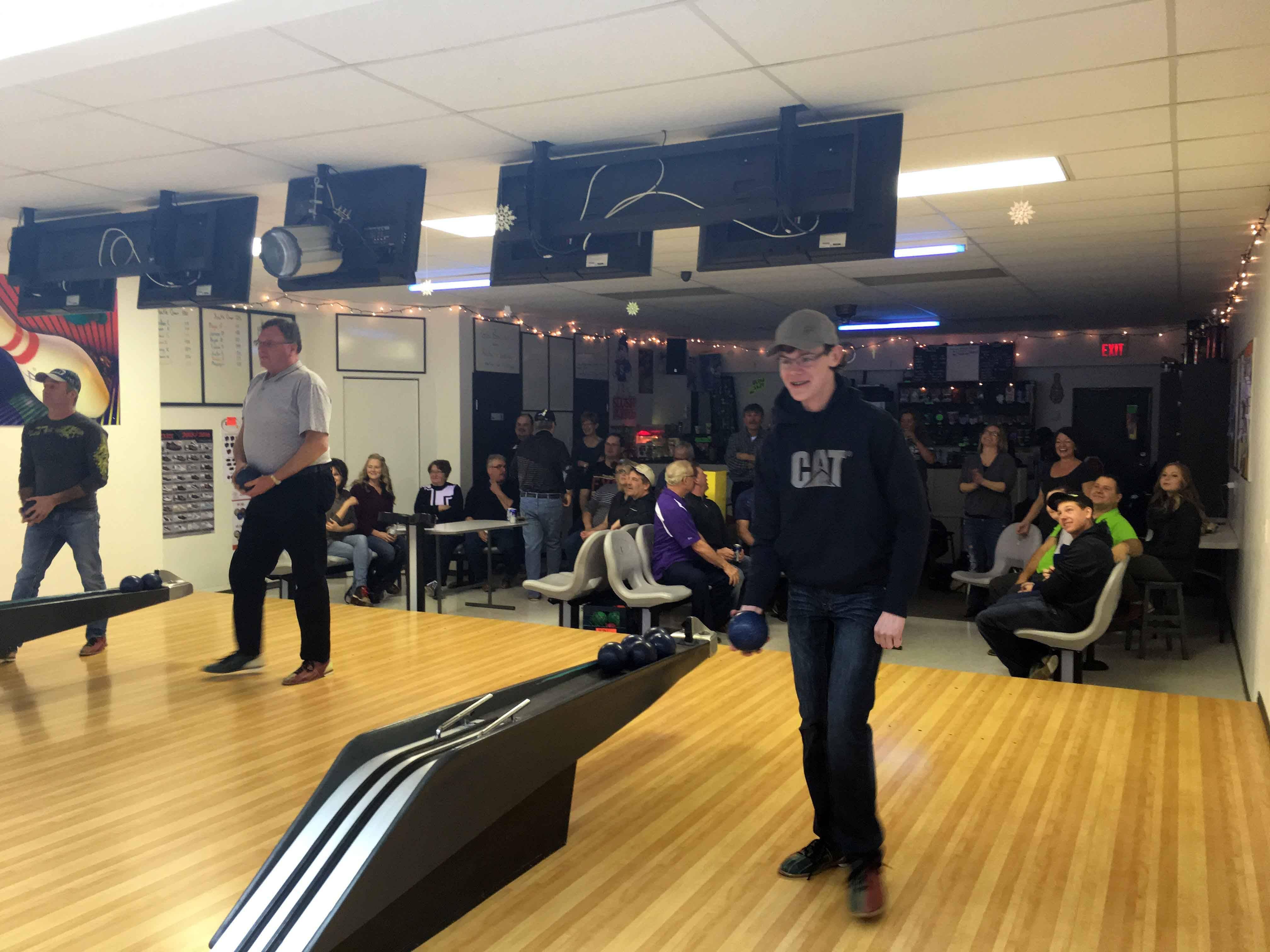 2016 Bowling