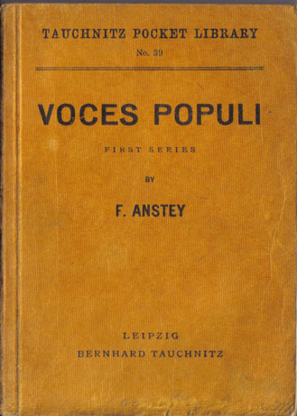 I39 Voces Populi.  First Series