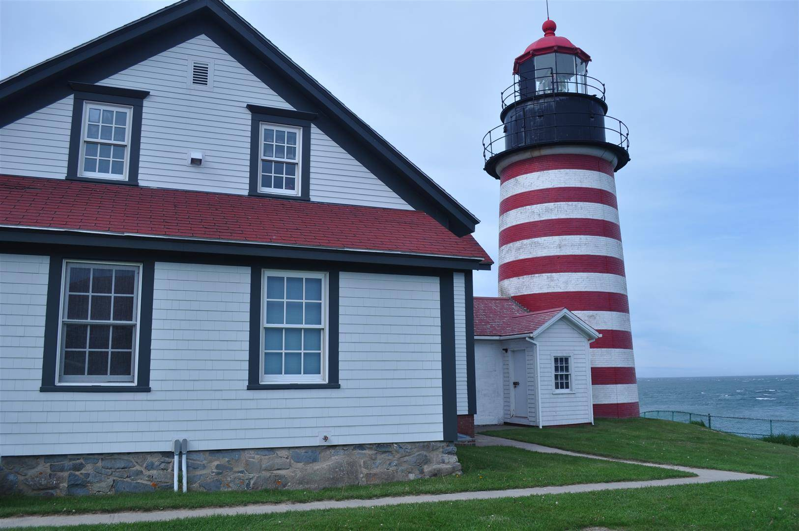 West Quoddy Head Lighthouse 2