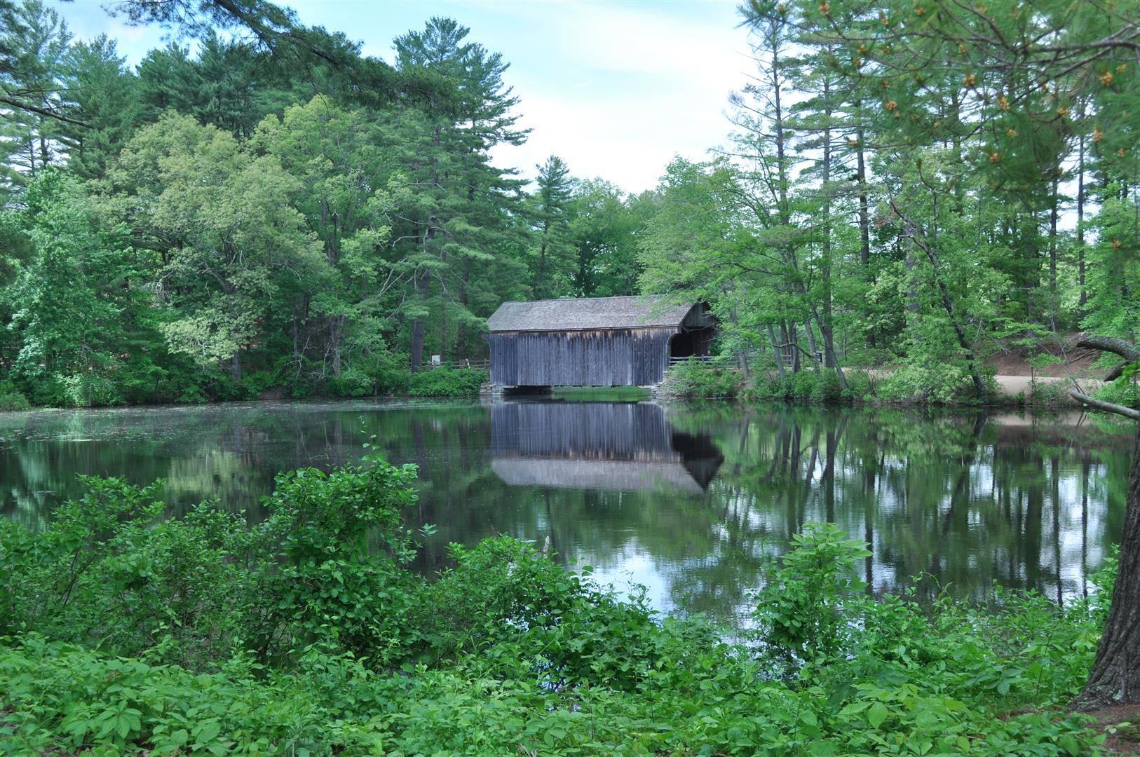 Mill Pond & Bridge