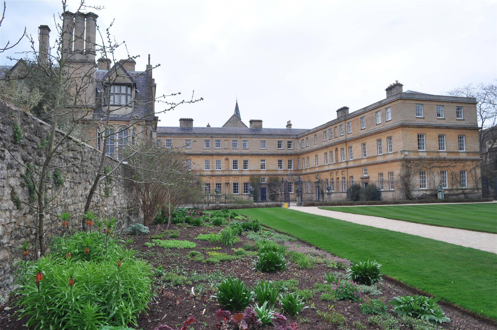Trinity College 4, Oxford