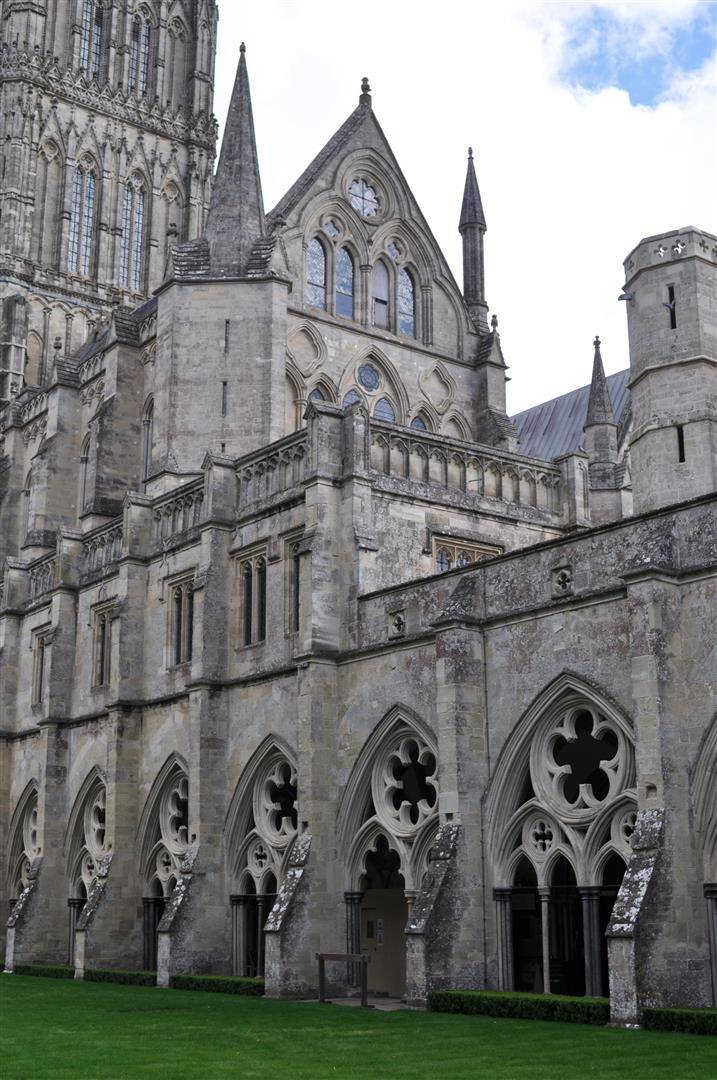 Salisbury Cathedral 4