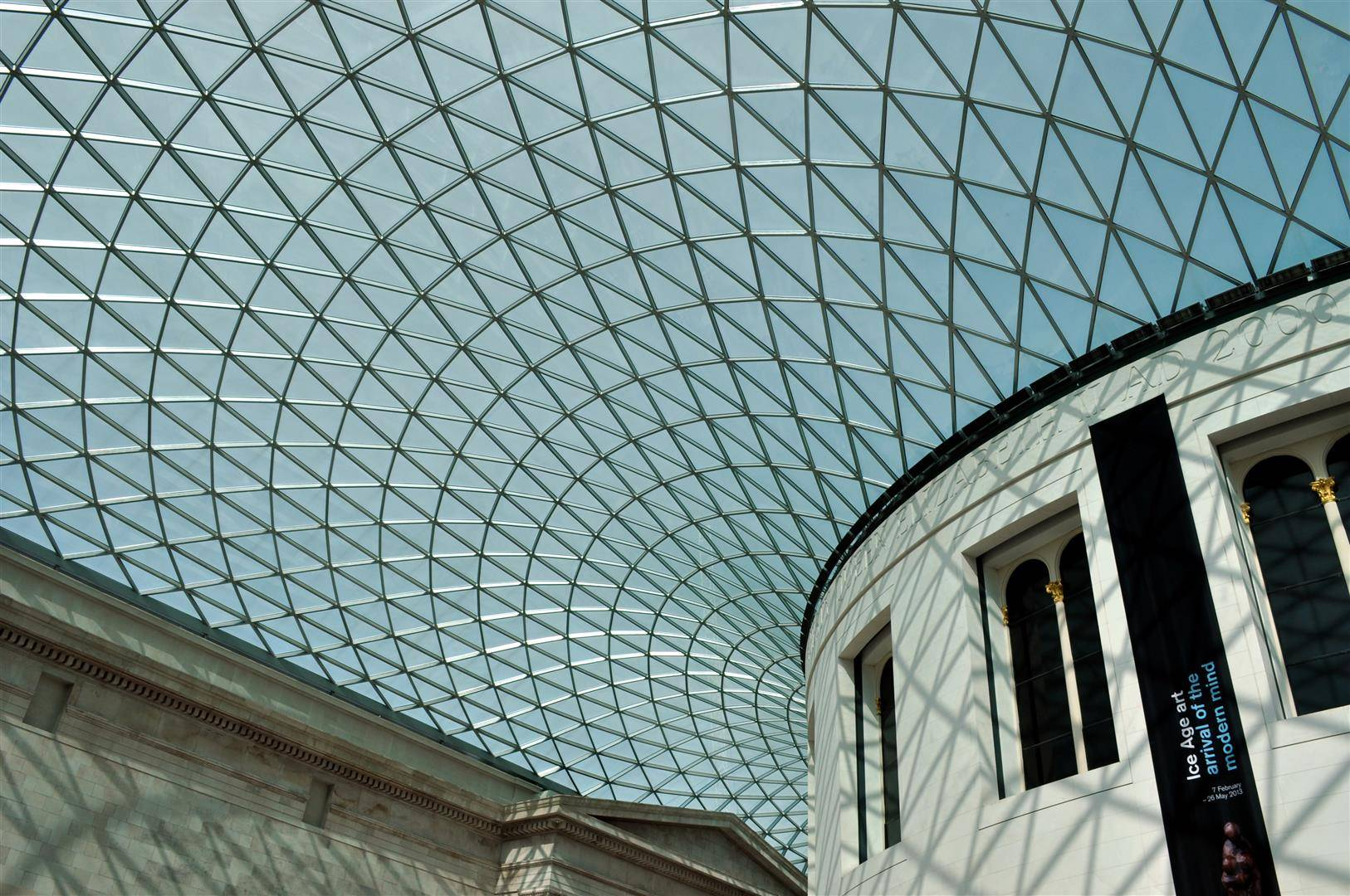 Courtyard 1, The British Museum