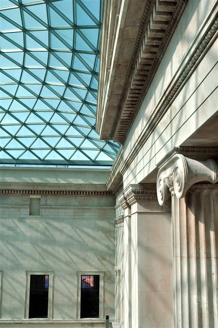 Courtyard 3, The British Museum