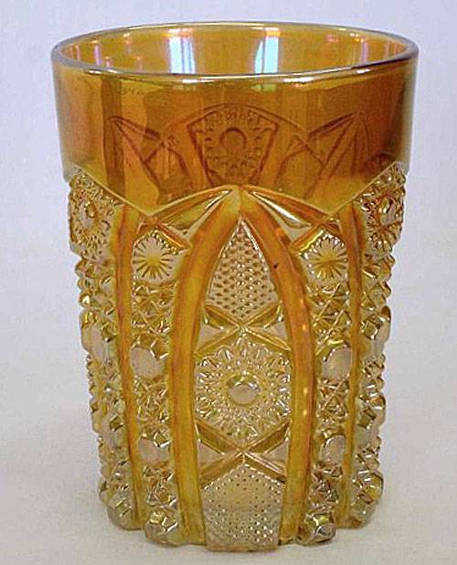 Octagon in marigold