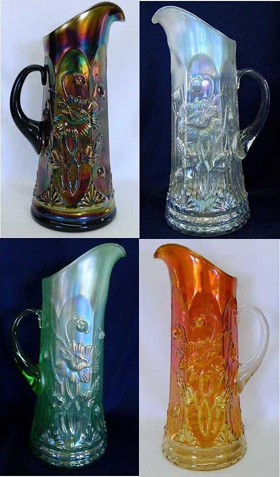 Orienta Poppy pitchers