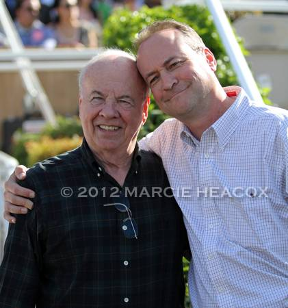 Tim Conway and Tim Conway Jr.