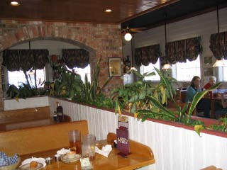 Dixie Cafe BEFORE