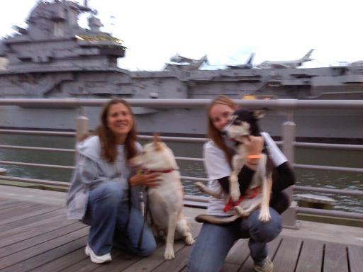 Lisa & George & Sam & Kodah