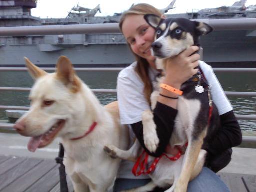 Sam, George & Kodah