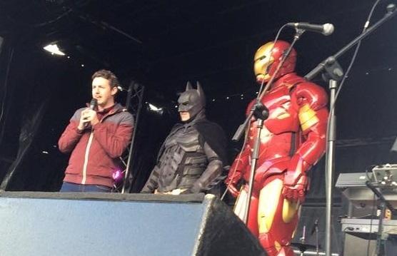 Mayor's Carnival Parade in Lisburn