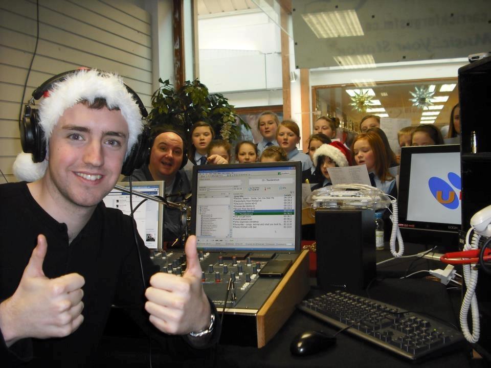 Community Radio Christmas Link-Up