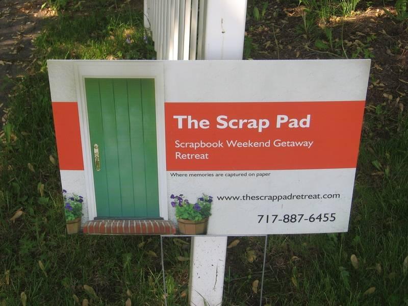 The Scrap Pad