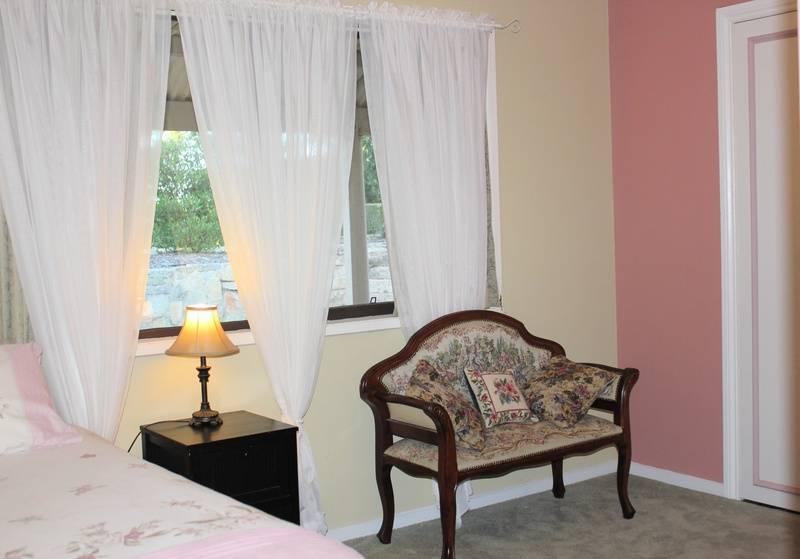 Garden Room window