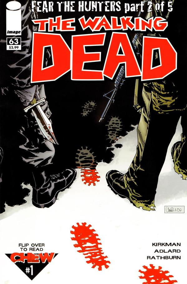 The Walking Dead # 63