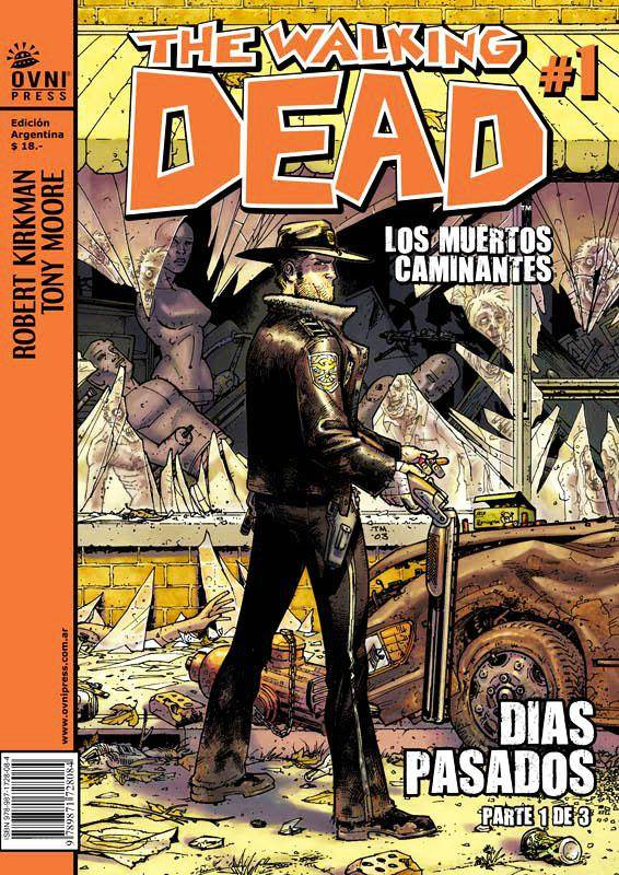 Reprints Walking Dead # 1-2