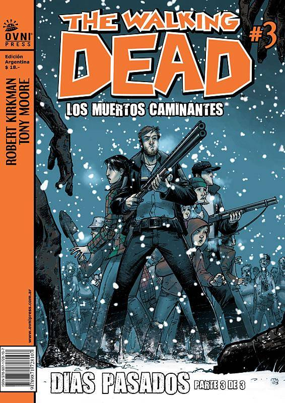 Reprints Walking Dead # 5-6